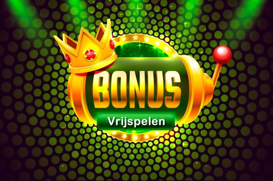 casino bonus vrijspelen